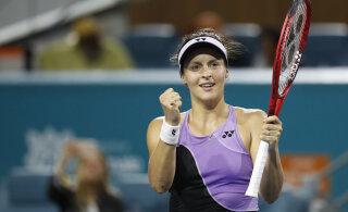 VIDEO | Maria lõpetas Miami Openil tiitlikaitsja Stephensi teekonna