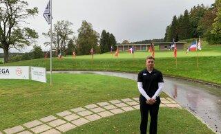 Jegers tõusis golfi EMi viimase päevaga 17 kohta