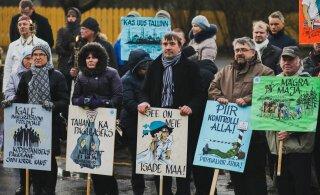 Больше трех (не) собираться? Как Эстония, Латвия и Литва регулируют собрания и митинги