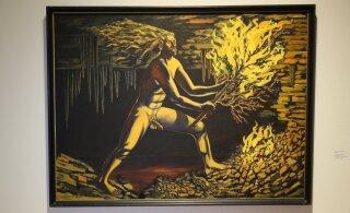 ФОТО и ВИДЕО | Извращение или искусство? Куратор выставок KUMU: у нас есть много порнографических работ, но мы их не покажем