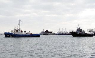 МИД РФ: Россия передала Украине три задержанных корабля