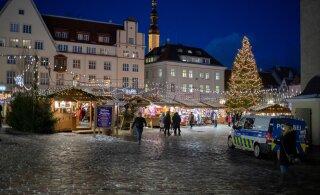 Рождественская ярмарка в Таллинне все-таки состоится