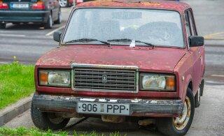 Хотите бесплатно избавиться от автохлама или старой машины? У вас есть на это неделя