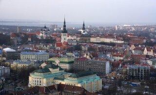 К 2050 году погода в Таллинне будет как в Братиславе