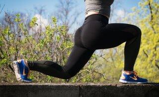 Igapäevasesse jalutamisrutiini saab lisada paar lihtsat harjutust, mis aitavad su pepul kiiresti pringiks saada