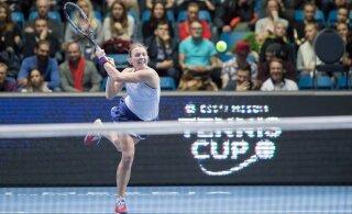 Анетт Контавейт покидает турнир в Бирмингеме после первого круга