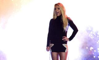 Britney Spears teda hiljuti tabanud tugevast stressist: asjad, mida räägitakse, on kontrolli alt väljas