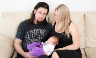 Brad Jurjens jagab Mustamäel korterit beebi, abikaasa ja USA rokkstaariga