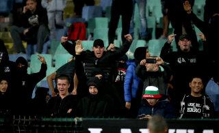 Bulgaaria jalgpalliliidu president astus peaministri survel tagasi