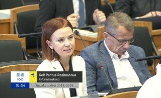 VIDEO | Õiguskantsler: võimu kontsentreerimisele suunatud riigireform on kahjulik