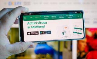 Латвия запустила приложение для борьбы с распространением Covid-19. Иева Ильвес рассказала, как оно работает