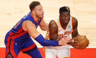 Šveitsi korvpallur tegi NBA-s haruldase kolmikduubli