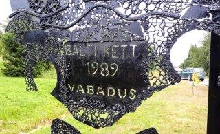 GALERII: Balti keti 30. aastapäeva vanatehnikasõit jõuab täna Tallinnasse
