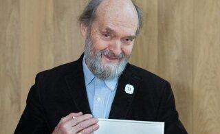 FOTO   Arvo Pärt sai Harjumaa aukodanikuks