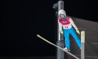VIDEO | Artti Aigro püstitas 228-meetrise õhulennuga mitteametliku Eesti rekordi