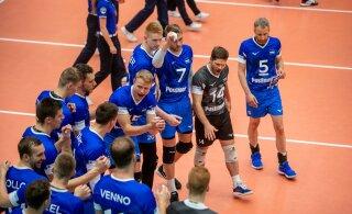 Не повезло: в полуфинале Золотой лиги эстонской сборной попался сильный соперник