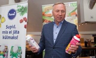Глава Tere и Farmi: эстонская молочная промышленность вынуждена работать на экспорт