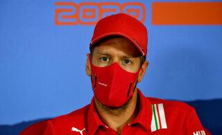 Vettel kommenteeris esmakordselt Ferrarist lahkumist: see tuli suure üllatusena