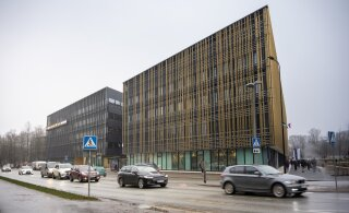 ГАЛЕРЕЯ | Смотрите, какой научно-учебный центр ТУ построили в Тарту за 35 млн