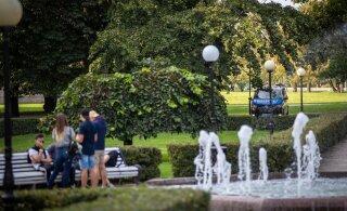 Инвестиции Таллинна в сферу спорта и досуга в 2020 году удвоятся