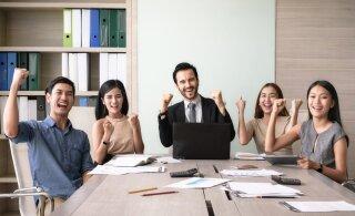 Kuidas saada oma töös rohkem õnnestumise kogemusi?