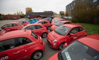 FOTOD | Tõuksid läinud, aga tulemas uus hullus! Tallinna linn täitub kiirelt uute masinatega