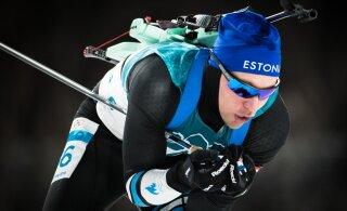 Kalev Ermits tegi Holmenkollenis hea võistluse, esikoht Bö`le