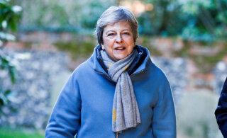May küsib Euroopa Liidult ametlikult Brexiti ajapikendust