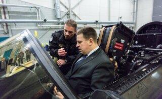 FOTOD | Peaminister Ratas tervitas Tšehhi õhuväelasi