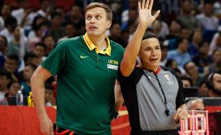Leedu tippklubi loobus rahalistel põhjustel kogenud peatreenerist