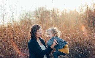 Lapse emotsionaalne intelligentsus sõltub eelkõige tema suhtest vanemaga