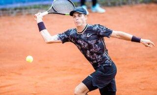 Eesti tennisist jõudis Tuneesias veerandfinaali