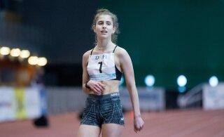 ВИДЕО: 17-летняя Миротворцева улучшила рекорд Эстонии на 30 секунд!