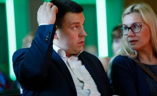 ГАЛЕРЕЯ: Ратас признал, что коалиция с EKRE повлияла на процент поддержки Центристской партии