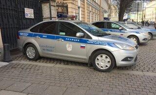 В Питере задержали банду автоугонщиков. Предполагаемый организатор — уроженец Эстонии