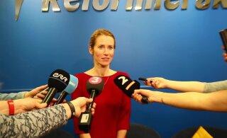 VIDEO   Kaja Kallas: Reformierakond on läbirääkimistele jätkuvalt avatud