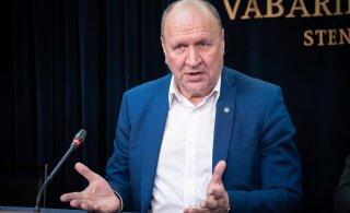 Mart Helme: kes ei taha kuulda võtta, see peab tunda saama
