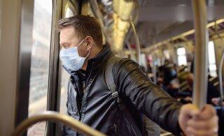 ГРАФИК | Как распространяется коронавирус в Эстонии, США и других странах