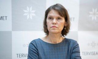 Правительство устроило головомойку главе Департамент здоровья, так как в Эстонии нет быстрых тестов на COVID-19