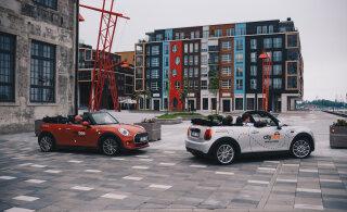 За первый год работы в Эстонии автомобили CityBee проехали 4,6 миллиона километров