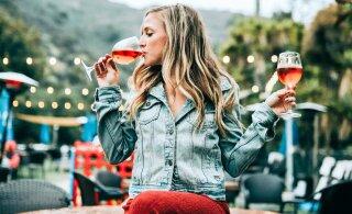 Glamuurne alkovaba elu: klaas veini aitab stressi vastu? Jah. Täpselt samamoodi nagu talvel püksi pissimine aitab külma vastu