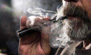 Uuring: e-sigaretid mõjuvad ajule, kopsudele ja veresoontele hävitavalt