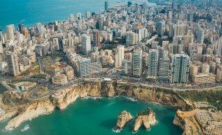 FOTOD   Beirut enne hiljutist katastroofi. Susan Luitsalu värvikad seiklused vastuolulise mainega riigis