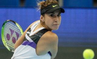 Kaotusseisust välja tulnud maailma 10. reket triumfeeris Moskva WTA turniiri finaalis