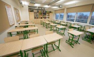 Järjest suureneva nakatunute arvuga Pärnu karmistas nõudmisi koolidele
