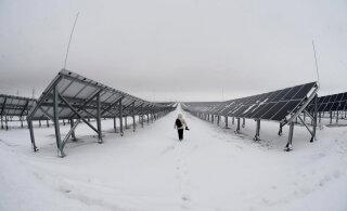 На крыше аэропорта Хельсинки появилась солнечная электростанция