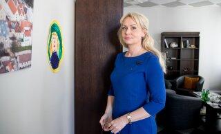 Министр народонаселения Рийна Солман: Закон о сожительстве испортил очень многое в единодушии нашего народа