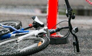 Mida ometi teha, kui jalakäija kuuleb kõnniteel, et jalgrattur annab tema selja taga kella?