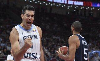 Argentina kangelane Scola: kaks aastat tagasi vaadati mind nagu hullu