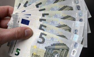 Ühes riigis on hakanud maksevahendina kummalisel põhjusel levima eurod